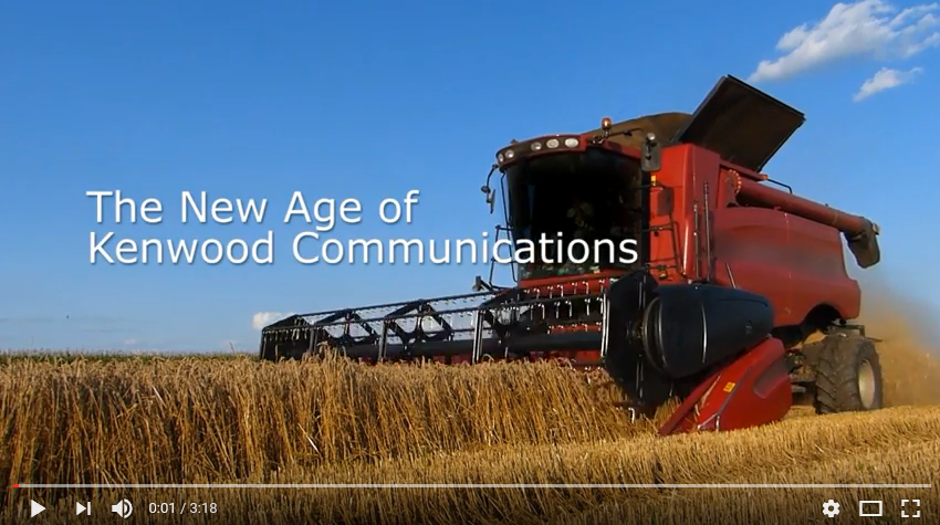 Kenwood Communications New Age